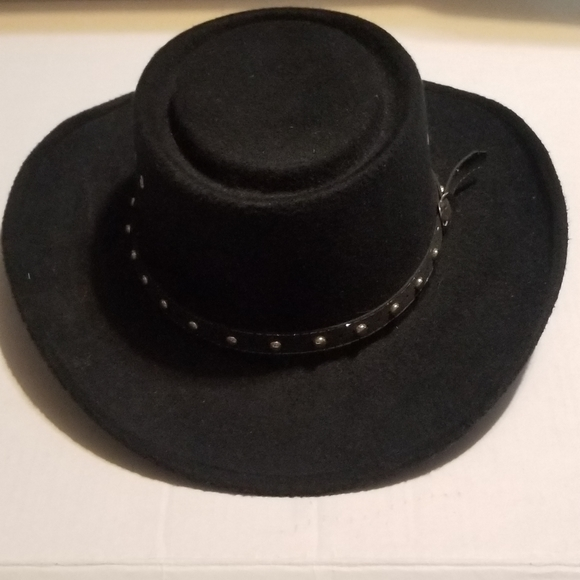 WESTERN EXPRESS Other - MEN'S  WESTERN EXPRESS MEXICAN WOOL STUD HAT SZ.L/